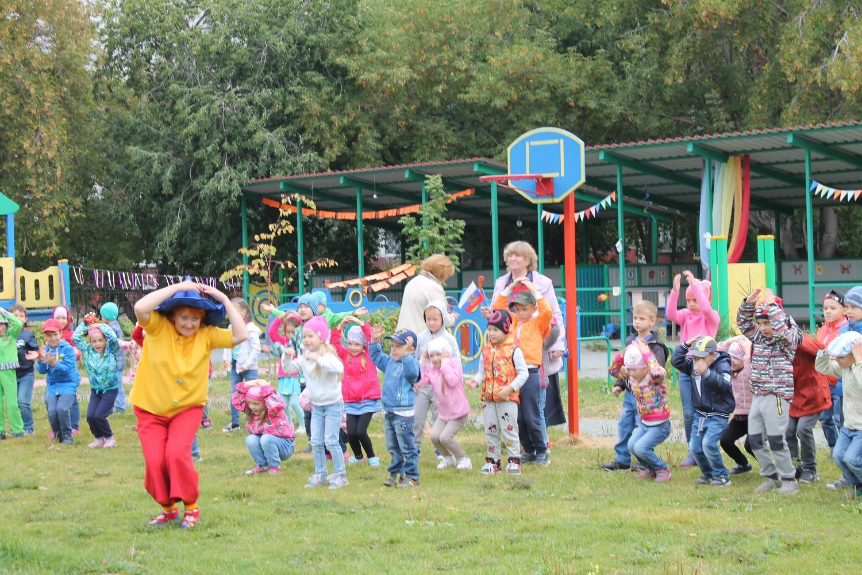 День знаний в детском саду сценарий